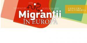 Migranții în Europa – concurs multimedia