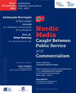 Nordic media caught between public service and commercialism