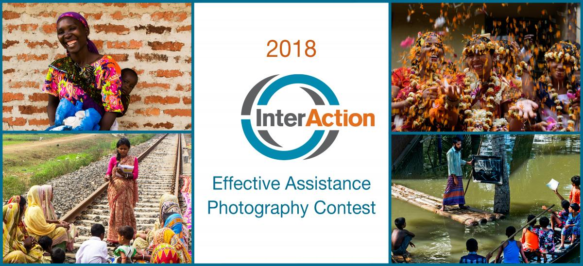 Photo contest highlights international relief, development efforts