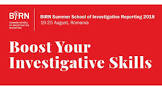 BIRN's Investigative Journalism School, Poiana Brasov,  August 19 – 25, 2018